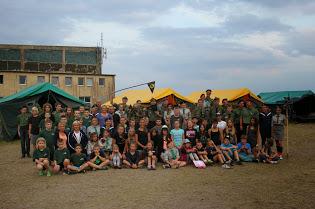 Obóz Rogowo 2014 Turnus II